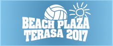 Beach plaza Terasa 2017